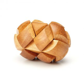Charles Darwin 'Dinosaur Egg' Wooden Puzzle