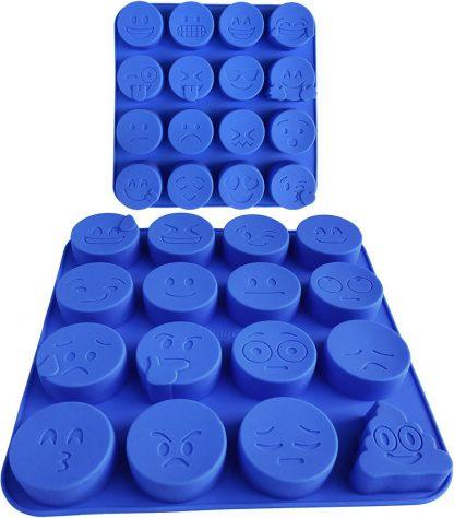 emoji silicone trays