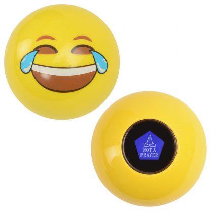 Emoji Magic 8 ball
