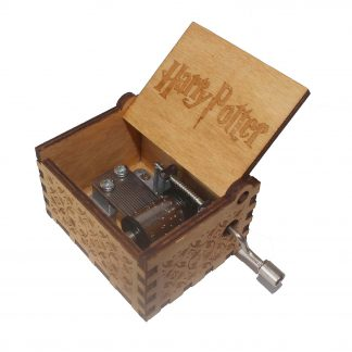 Harry Potter Wind Up Music Box Hedwig's Theme