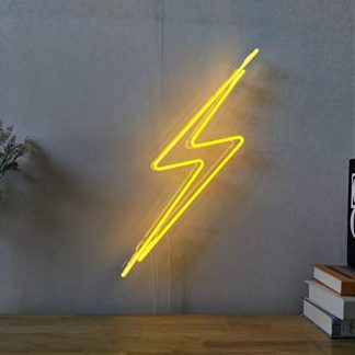 Harry Potter Lightning Bolt Neon Light