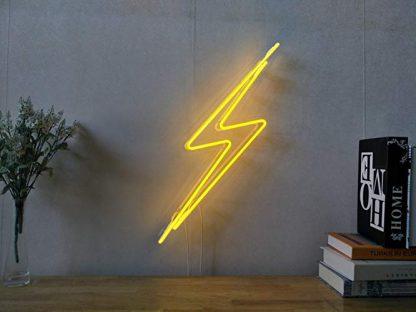 Harry Potter Lightning Bolt Neon Light