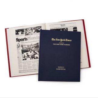New York Times Baseball Book