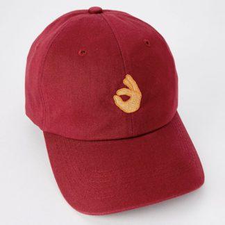 OK emoji hat
