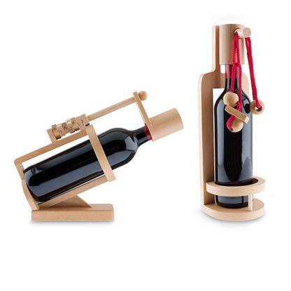 Wine Lockbox Brainteaser Puzzle
