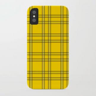 Clueless plaid phone case