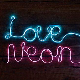 Make your own neon light kit