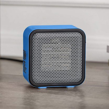 Smart plug compatible small space heater