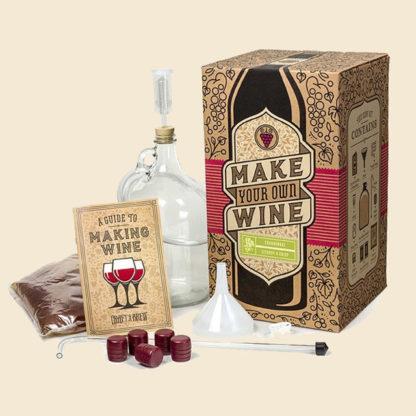Ingredients Make Your Own Wine Kit