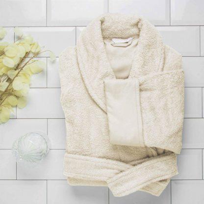 Frette Unito Shawl Collar Robe