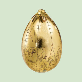 Harry Potter Golden Egg Prop Replica from the Triwizard Tournament in Goblet of Fire