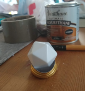 Coating your D20 in polyurethane