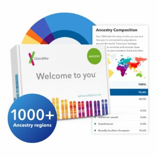 23andme DNA test kit Amazon Prime