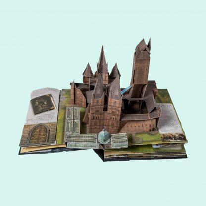 Harry Potter Pop-up Book - Hogwarts Castle