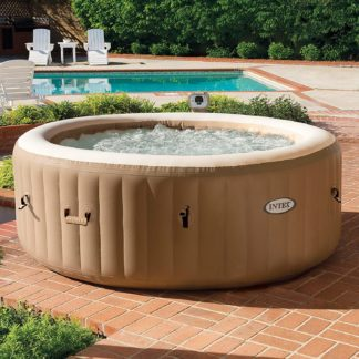 "Intex 77"" PureSpa Inflatable Hot Tub"