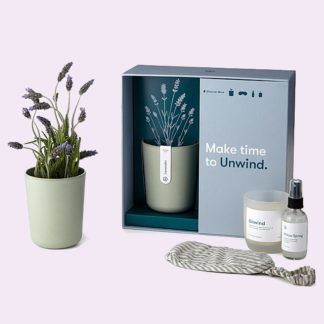 Lavender Unwind Aromatherapy Gift Set
