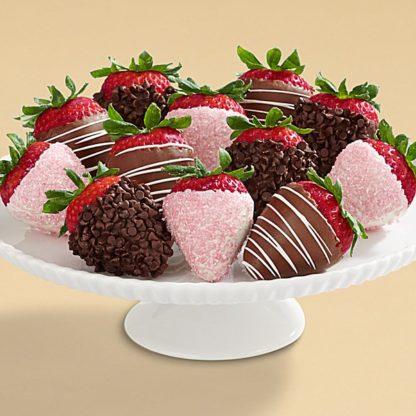 Shari's Berries Chocolate Covered Strawberries