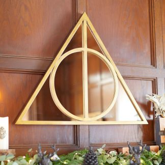 Harry Potter Deathly Hallows Mirror from PB Teen