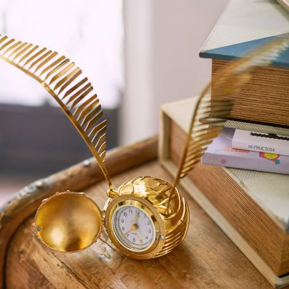 Harry Potter Golden Snitch Clock from PB Teen