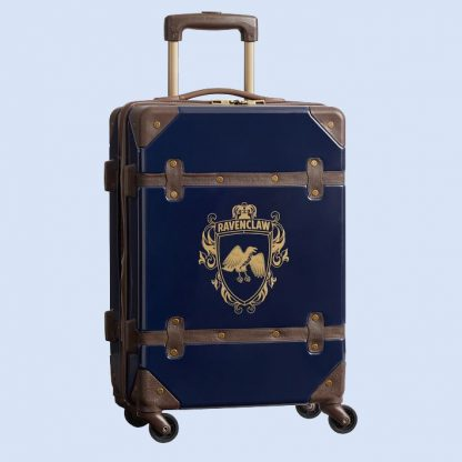 Harry Potter Luggage - Ravenclaw Carry on rolling suitcase from PB Teen