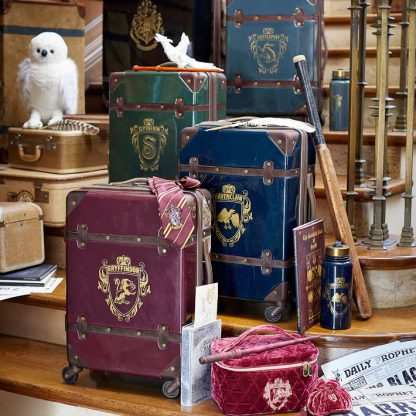 Harry Potter Luggage - Hard Side Carry-on Rolling Suitcase from PB Teen