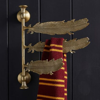 Harry Potter Quill Feather Hooks from PB Teen