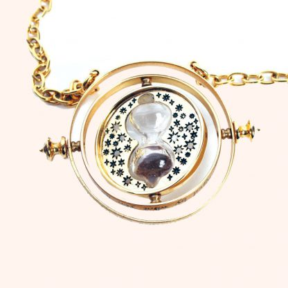 Hermione Time Turner Replica Closeup Zoomed Noble Collection