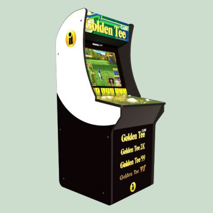 Golden Tee at Home Full Size Cabinet
