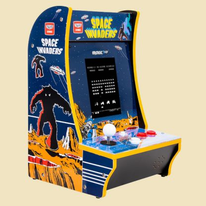 Space Invaders Tabletop Arcade Cabinet Countercade