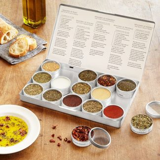 Spice Kit for Dipping Oil with Recipes