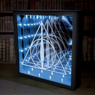 Deathly Hallows Infinity Illusion Light