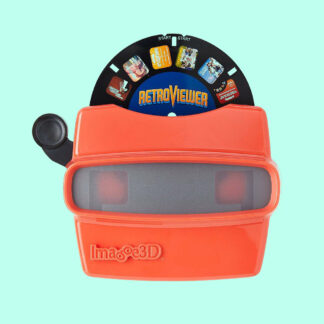 View Master like 3D Reel Viewer with Custom Photos