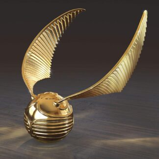 Harry Potter Golden Snitch Replica with Horcrux Ring