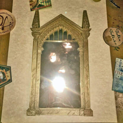 Harry Potter 3D Printed Mirror of Erised Magnet