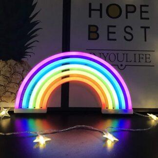 Rainbow Neon Light LED