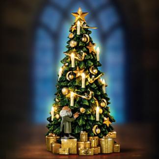 Harry Potter Illuminated Musical Tabletop Christmas Tree